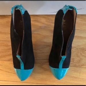 Aldo Shoes - Also Suede Shoes